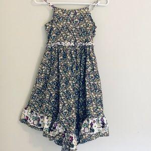 HANNA ANDERSSON GIRLS SIZE 140 (10) DRESS